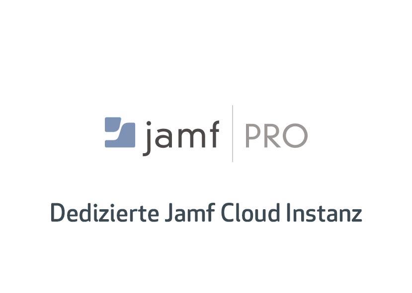 Dedizierte Jamf Cloud Instanz
