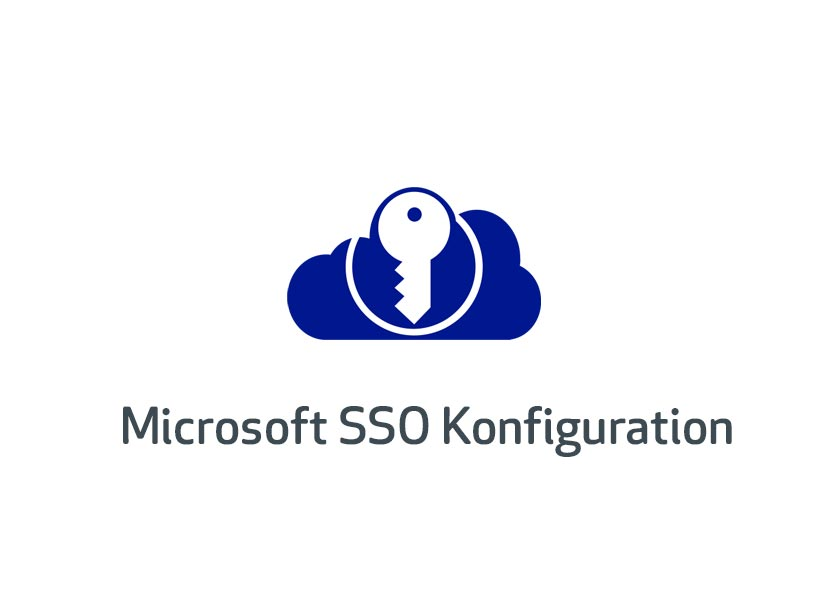 Microsoft SSO Konfiguration
