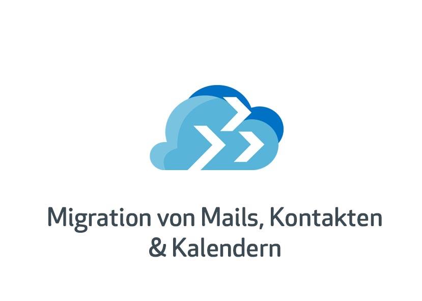 Migration von Daten